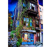 Cafe Cetinkaya - Istanbul Photographic Print