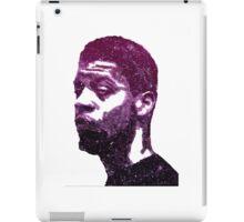 Man On The Moon (White Notion) iPad Case/Skin