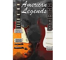 American Legends Photographic Print