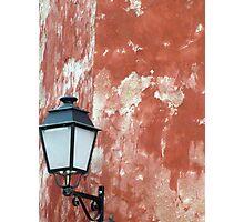 Coloured Light Photographic Print