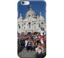 Sacre Coeur Faithful iPhone Case/Skin