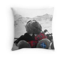 Oor Hamish Throw Pillow