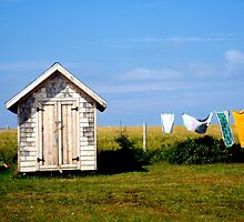 old fashioned laundry service by stillme