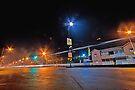 Wisps on the street by Prasad