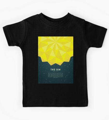 The Sun Kids Tee