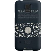 Ceres and the asteroid belt Samsung Galaxy Case/Skin