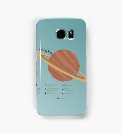 Saturn Samsung Galaxy Case/Skin