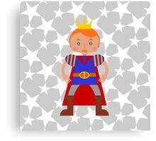 Fairy Tale Handsome Prince Canvas Print