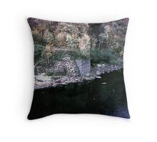 Fishing,Ottawa River,1954 Throw Pillow