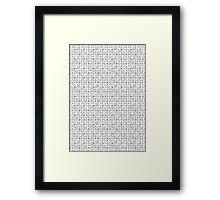Shappe Framed Print