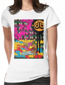 MASH-UP Womens Fitted T-Shirt
