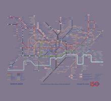 London Metro Kids Tee