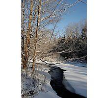 Snow Day Photographic Print