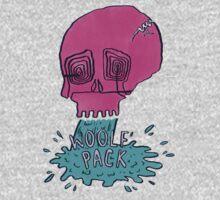 Woolf Pack Logo Kids Tee