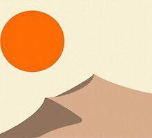 Desert Sun by Gedrek