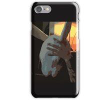 Tragic Rabbit iPhone Case/Skin