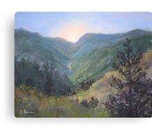 Colorado Highway Canvas Print