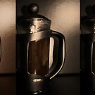 Cafetiere by EseffpeArt