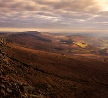 Stanage Edge, Peak District by Stephen Taylor, LRPS