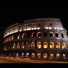 The Colosseum by Adarsh Ramamurthy