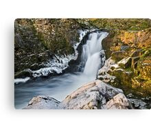 Skelwith Force, Cumbria Canvas Print