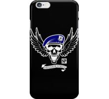 "USAF SP ""Biker Cut"" Style iPhone Case/Skin"