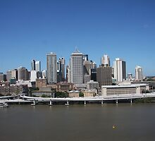 Brisbane city by jack01