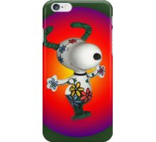 SUMMER-HAPPINES -WITH SNOOPY AND FLOWERS-PICTURE AND OR CARD ECT. iPhone Case/Skin