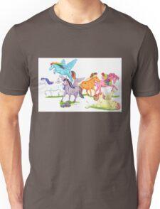 Little Ponies - My Little Pony Unisex T-Shirt