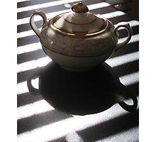 sugar bowl study Photographic Print