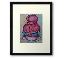 Hippie Flare Framed Print