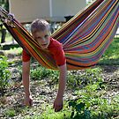 Aaron and the Hammock by James Troi
