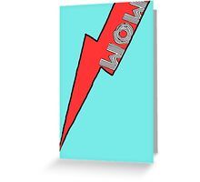 WOW! Card Greeting Card