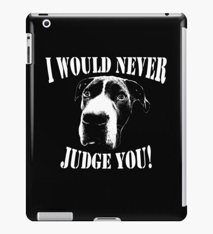 Pit bull love  iPad Case/Skin