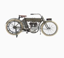 1909 Harley V-Twin by ezcat