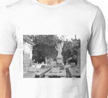Winged Mourner Unisex T-Shirt