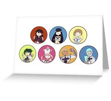 Kill la Kill Greeting Card
