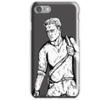 Uncharted - Nathan Drake Comic Style iPhone Case/Skin
