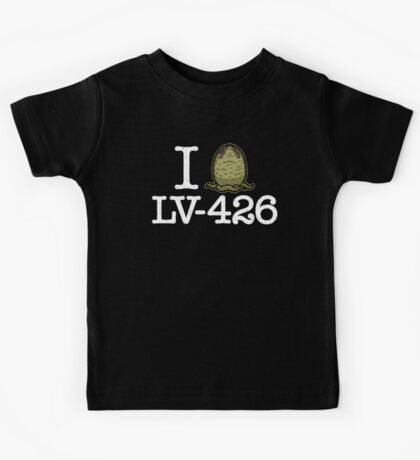 I Love LV-426 Kids Clothes