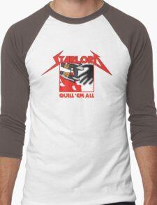 Quill 'em All Men's Baseball ¾ T-Shirt