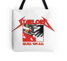Quill 'em All Tote Bag