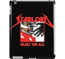 Quill 'em All iPad Case/Skin