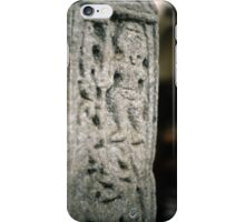 Jellinge Beast, St Andrews Middleton North Yorkshire England 198406020103 iPhone Case/Skin