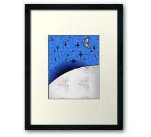 Written in the Stars Framed Print
