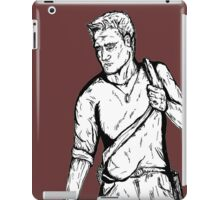 Uncharted - Nathan Drake Comic Style iPad Case/Skin