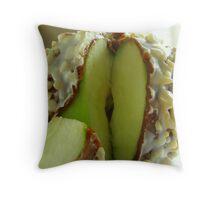Calories Galore ! Throw Pillow