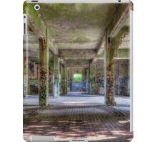Brenton Point Stables Abandoned 3 iPad Case/Skin