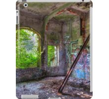 Brenton Point Stables Abandoned 2 iPad Case/Skin