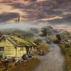 Fields of Fantasy by Ravenor
