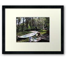 Plein Air Studio 2008 Framed Print